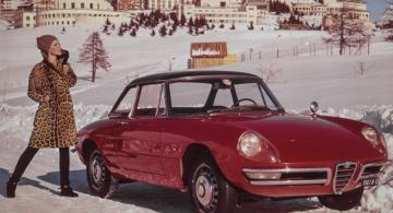 Alfa Romeo Spider generic image