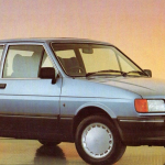 Image of Ford Fiesta MKII