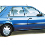 Image of Ford Fiesta MKIII