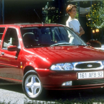 Image of Ford Fiesta MKIV