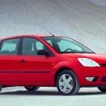 Image of Ford Fiesta MKV