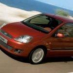Image of Ford Fiesta MKV Update