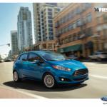 Image of Ford Fiesta MKVI Facelift