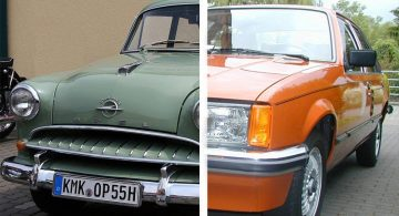 Opel Rekord generic image