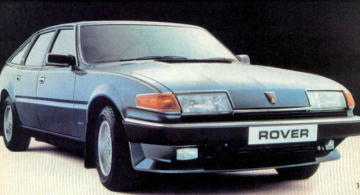 Rover SD1 generic image