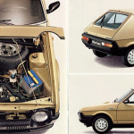 Image of Fiat Ritmo I Gen