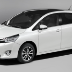 Image of Toyota Verso (2013 facelift)