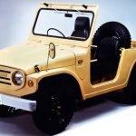 Image of Suzuki Jimny I Gen (LJ10-SJ20)