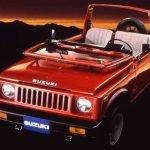 Image of Suzuki Jimny II Gen (SJ30/SJ40/JA/JB)