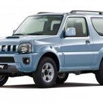 Image of Suzuki Jimny III GEN (JB23/JB33/JB43/JB53)