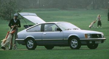 Opel Monza  generic image