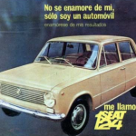 Image of SEAT 124 (1969-1974)