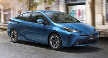 Toyota Prius generic image