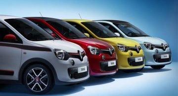 Renault Twingo III generic image
